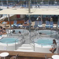 cruise on Norwegian Sky to Caribbean - Bahamas