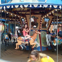 Carousel on the Boardwalk