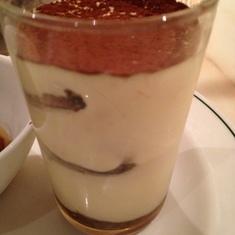 International Cafe Dessert