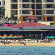 Cabo San Lucas, Mexico - Mango Deck Bar