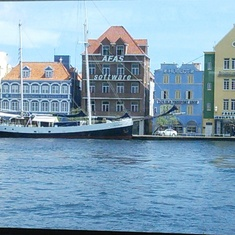 Willemstad, Curacao - Downtown Curacao