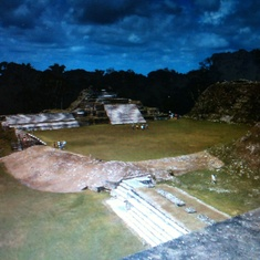 Cozumel, Mexico - Mi. ruined
