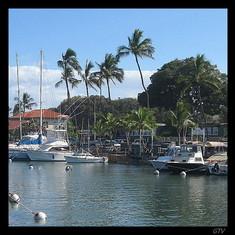 Lahaina, Maui - Lahaina Harbor