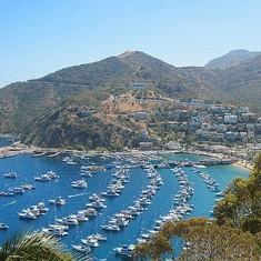 Catalina Island, California - Avalon