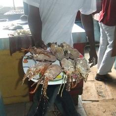 Ocho Rios, Jamaica - Lunch