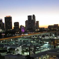 Miami sailaway
