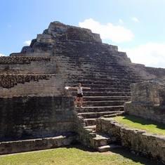 Chacchoben Ruins, Costa Maya