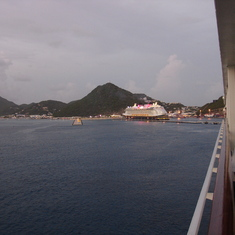 Leaving St. Maarten