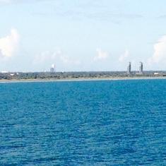 KSC launch pad