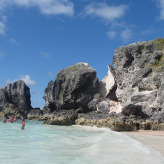 King's Wharf, Bermuda - Horseshoe Beach
