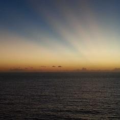 Sunrise St Kitts