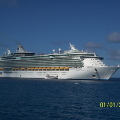Our ship Freedom Of The Seas