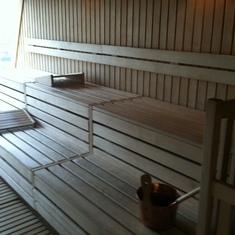 Sauna (free), Carnival Splendor