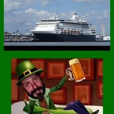 St Pattys Day Cruise
