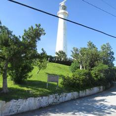 The Gibbs Hill Lighthouse