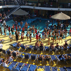 Lido Deck Entertainment
