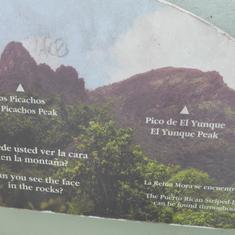Pico de El Yunque - El Yunque Park
