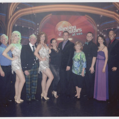 Dancing With the Stars was fun!!!