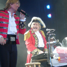 Grand Turk Island - Paul Revere & the Raiders aboard Concerts at Sea
