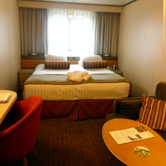 My Ocean View Stateroom - 2595