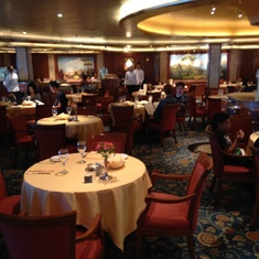 International Dining Room