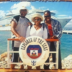 Labadee (Cruiseline Private Island) - Island Time is the Best Time