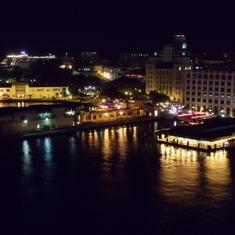 San Juan @ Night