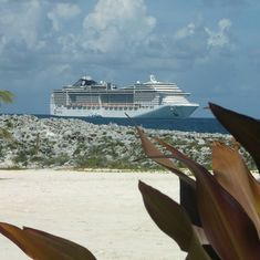 The Divina from Great Stirrup Cay