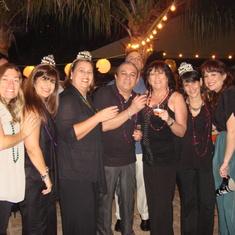 Celebrating New years 2013