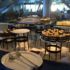 Lido buffet
