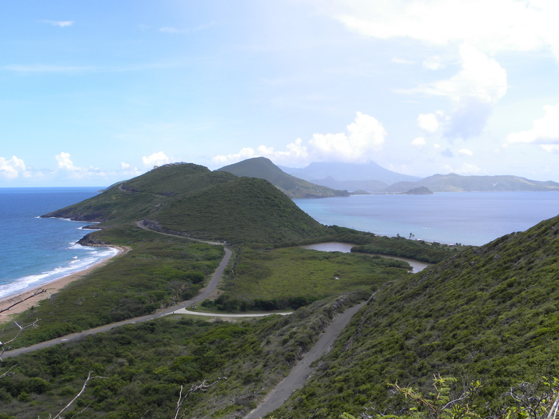 St Kitts Best Beaches Close To Cruise Port
