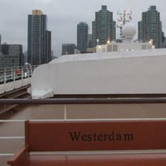 San Diego, California - Westerdam