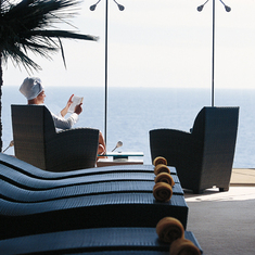 MSC Opera Spa - Relax with an ocean view