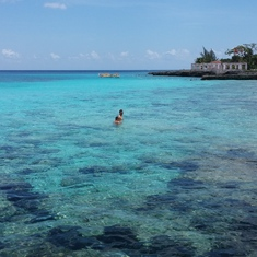 Playa Mia, Cozumel (Mexico)