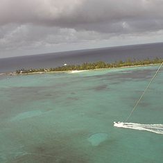 Nassau, Bahamas - View From 100m Above the Water #7