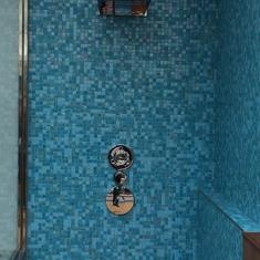 Haven deck shower