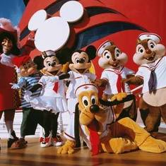 the show at disney
