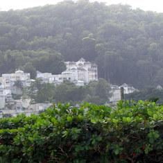 Hillside at Ocho Rios, Jamaica