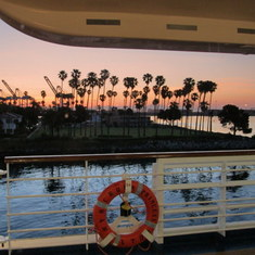 San Pedro (Los Angeles), California - Crown Princess