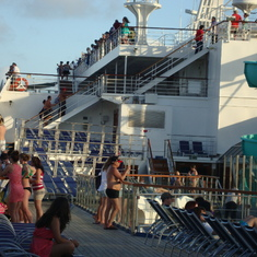 cruise on Carnival Liberty to Caribbean - Western