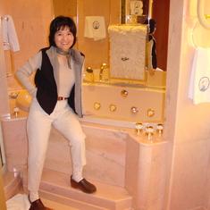 Seattle, Washington - Penthouse Bathroom