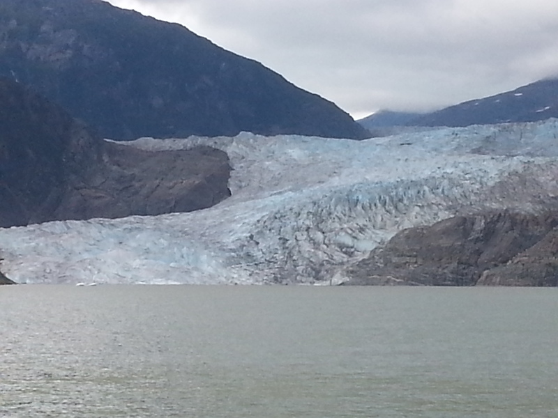 Photo Of Norwegian Pearl Cruise On Sep 01 2013 Glacier Mendenhall