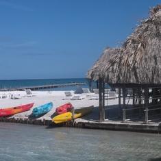 Bannister Island, Belize