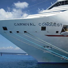George Town, Grand Cayman - Carnival Conquest