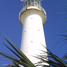 Lighthouse on Bermuda