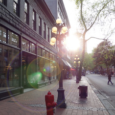 Vancouver (Canada Place), British Columbia - Gastown, Vancouver, B.C.