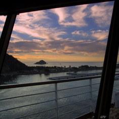 Mazatlan, Mexico - Cruising out of Mazatlan