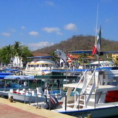 Huatulco Mexico