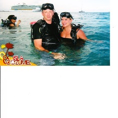 Cozumel, Mexico - Beginner Scuba in Cozumel