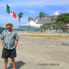 Me in Vallarta